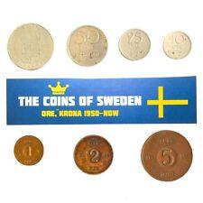 KM777.2 Sweden 1930-1950 1 Ore