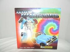 Transformers Mini Warriors MW-06 Action Figure Limited Edition
