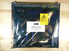 BRAND NEW - ABB DCS 500 Drive SDCS-CON-2 Control Board 3ADT309600R1