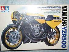 Tamiya 1/12 Yamaha YZR500 GP Racer Motocycle Model Kit 14001