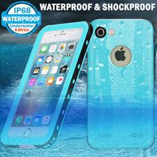 Underwater Waterproof Shockproof Hybrid Case Cover For iPhone 5 6 6S 7 8 Plus