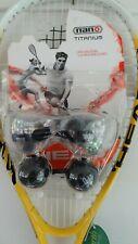 New Head Nano Titanium Team Squash Gift Pack w/ Racquet Eyewear & Ballpack