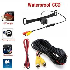 Buyers Products 8881216 License Plate Camera Color, License Plate Mount - Waterproof 4-Pin