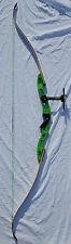 Hoyt Excel Recurve Archery Bow - Custom Green Color