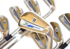 "Bridgestone J36 Pocket Cavity Irons (3-PW) Set Stiff Dynamic Gold Steel -2"" J 36"