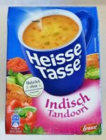 (2,87€/1L) Erasco Heisse Tasse 3 Beutel  Indisch Tandoori