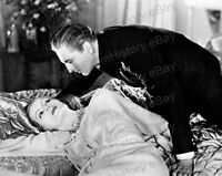 8x10 Print Greta John Barrymore Garbo Grand Hotel 1932 #5502488