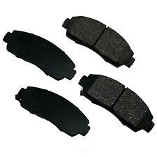 Disc Brake Pad Set-Proact Ultra Premium Ceramic Pads Front Akebono ACT1089