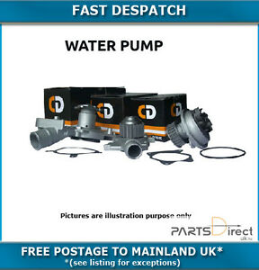WATER PUMP FOR VOLVO C30 2.5I TURBO T5 2006-2007 4092CDWP118