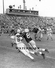 Cfl 1954 Hamilton Tigers vs Toronto Argonauts Civic Stadium 8 X 10 Photo Picture