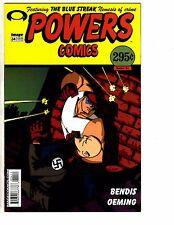 Lot Of 4 Powers Image Comic Books # 34 35 36 37 NM 1st Print Brian Bendis AK7