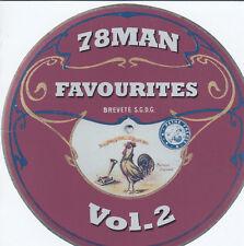 78Man Favourites Vol 2 CD (Two Leslies, Betty Driver, Harry Roy, Arthur Askey)