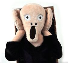 Edvard Munch's The Scream Soft Toy - with Scream Sound FX