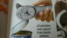 Princess House Culinario Series Tools Safety Can Opener 5890