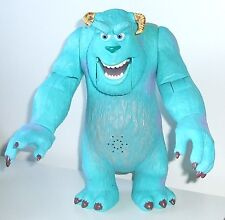 """Sulley Monsters Inc action force figures 12"""" inches talking pull string Disney"""