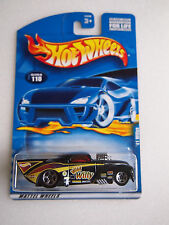 Hot Wheels 2001 ISSUE WILD WILLY 41 WILLYS  COLLECTOR #110