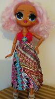 Handmade 3/4 length dress for Lol Surprise Omg Dolls item #192