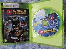 XBOX 360 Game Lego Batman 2 DC Super Heroes