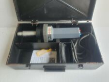 STEINEL HG 4000E HOT AIR GUN-PLASTIC WELDER-SHRINK-LED DISPLAY / 110 VAC-600C