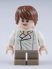 Lego Figure Han Solo Young - Sw0357