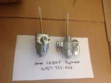 Honda cb350f Petcock fuel valve 16957-333-025 cb350 four super sport cb 350
