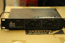 Dbx 150x Two Channel Type I Noise Reduction Rack Unit **M**