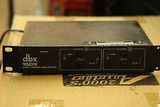 Dbx 150x Two Channel Type I Noise Reduction Rack Unit **M**