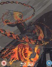 GHOST RIDER - 3D & Blu-Ray Steelbook -
