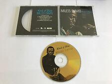 Miles Davis Kind Of Blue CK 64403 Legacy CK 64403 MasterSound CD LTD Gold DISC