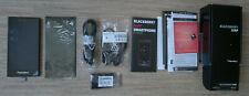BlackBerry Leap + ZUBEHÖRPAKET (Tasche/Flip-Case)  STR100-1 Black Berry STR 1001