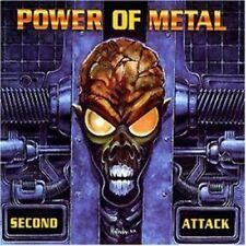 Power of Metal (1998) Iron Savior, Elegy, Gamma Ray, Conception, Stratova.. [CD]