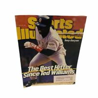 Sports Illustrated Magazine July 28, 1997 - Tony Gwynn  San Diego Padres