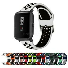 For Various Huami Amazfit Silicone Sports Band Strap Breathable