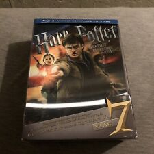 Harry Potter and the Deathly Hallows: Part 1/Part 2 (Blu-ray Ultimate Edition)