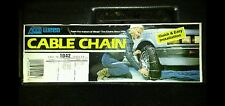 NEW Cable Snow Tire Chains P235/75R15 P235/70R15 P245/70R15