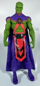 DC direct  collectibles  NEW 52 SERIES MARTIAN MANHUNTER ACTION FIGURE loose
