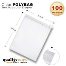 Yunko 100 PCS.//paquete Translúcido bolsas de plástico para embalaje bueno para fiesta de panadería