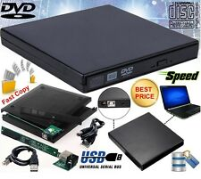 External Laptop NoteBook USB 2.0 to IDE BD CD DVD Rom Drive Case Enclosure Caddy