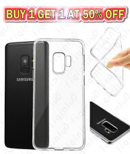 Silicone Clear Cover Case For Moto E5 G6 Samsung Note S 10 Plus LG iPhone 11 MAX