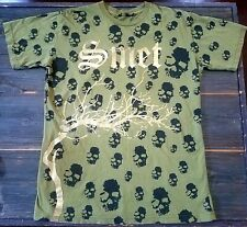 "Men's XXL SMET ""born on the street"" T-shirt (Limited Edition Print)(100% Cotton)"