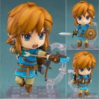 Anime #733 The Legend of Zelda Breath of the Wild Link Action Figure
