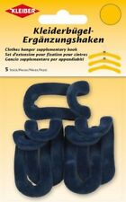 Kleiber kleiderbügel-ergänzungshaken 5 piezas 524-08