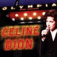 Céline Dion – À L'Olympia Cd Mint 1994 COL 478161-2