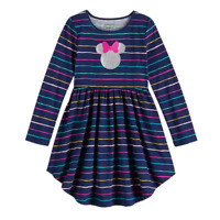 Disney's Minnie Mouse Girls 4-12 Swing Dress Jumping Beans, Size 4, Retail $28
