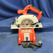 "Milwaukee 6310-20 18 V Cordless 6 1/2"" Circular Saw With Charger"