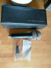 Vintage Beyerdynamic M500 N Ribbon Microphone Beyer + box +new adaptator Din/XLR