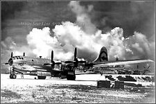 Photo: B-29 Super Fortress Enola Gay On Japanese Island Tinian, August, 1945