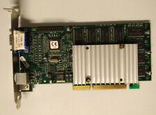 Retro Grafikkarte 3dfx Voodoo 3 3000 210-0364-003 AGP, 16 MB, VGA, S-Video