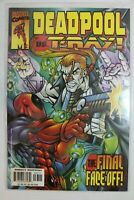 Deadpool #33 Final Face-Off With T-Ray 9.4 NM (1999 Marvel Comics)