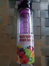 Fruit Infuser Drink Bottle